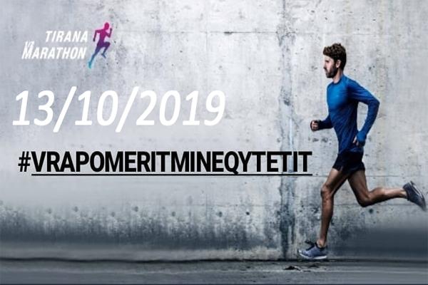 Maratona e Tiranës 2019