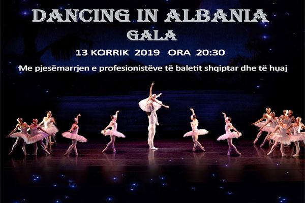 Dancing in Albania