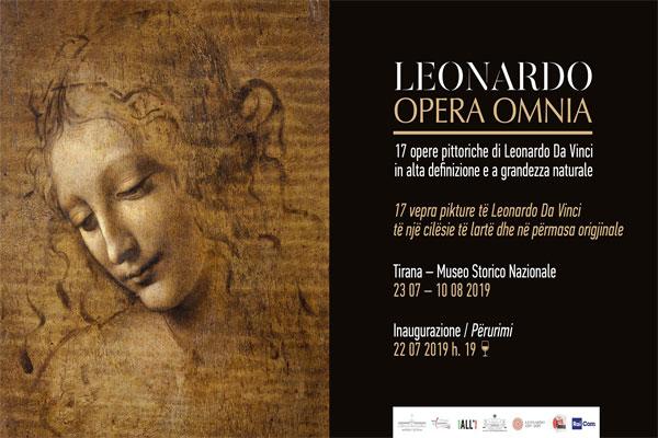 ''Leonardo – Opera Omnia''