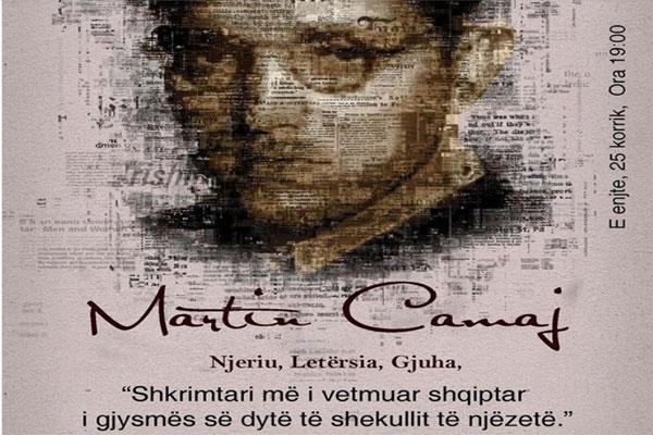 Në memorie të shkrimtarit të njohur Shqiptar Martin Camaj