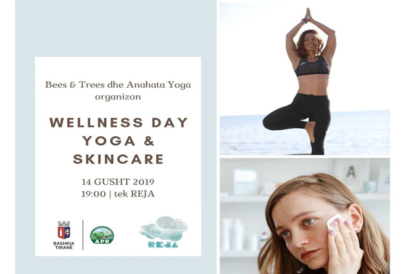 Wellness Day Yoga and Skin Care