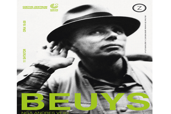 Beuys -German Movie by Goethe-Zentrum