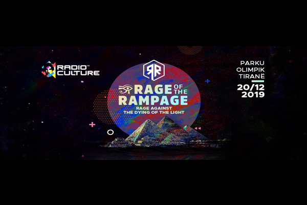 Rage of the Rampage in Tirana