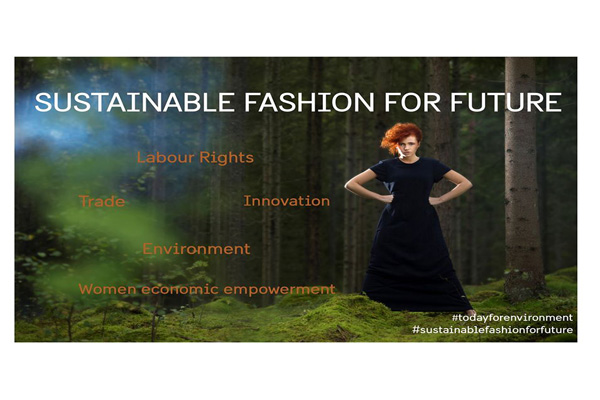 Sustainable Fashion for Future