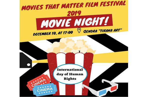 Nata e filmit për të drejtat e njeriut