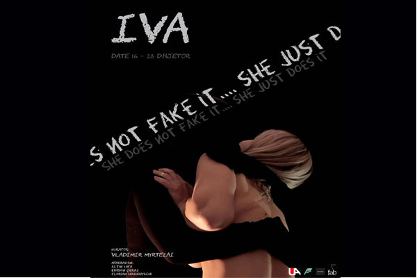 Exhibition- She does not fake it… she just does it