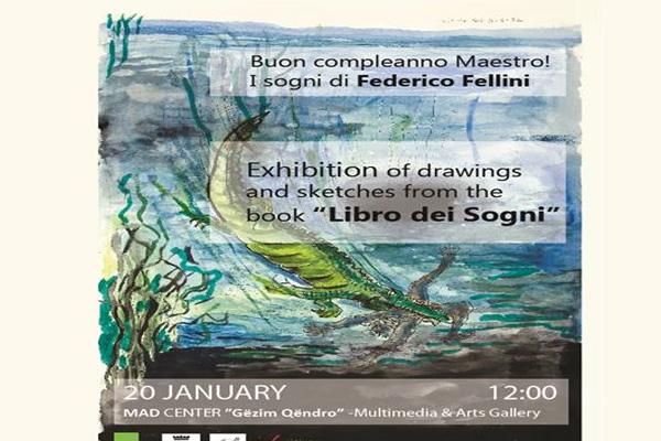 Ëndrrat e Federico Fellini-t
