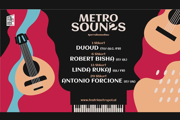 MetroSounds - Second Edition