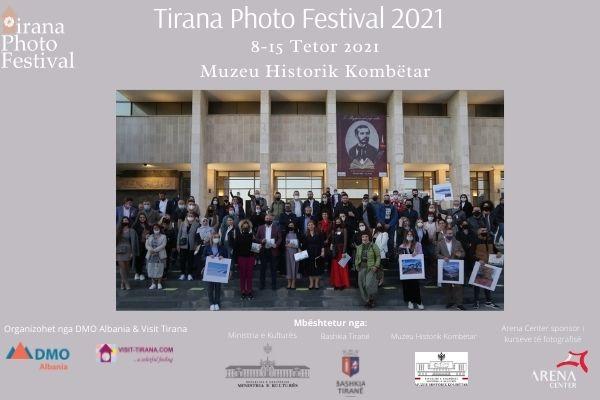 Tirana Photo Festival 2021, events in October in Tirana, photography exhibition in Tirana